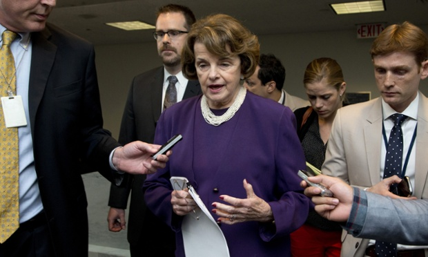 United States Senator Dianne Feinstein has faced some criticism on the timing of her release of the CIA Torture Report (Source: theguardian.com)