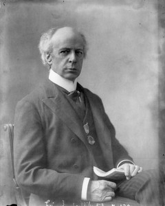 Wilfrid Laurier was Canada's prime minister for 15 years (1896-1911)